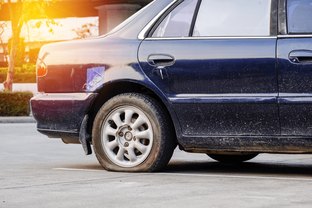 ERP  Applications – putting off those changes is like driving on a flat tyre