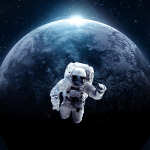 Space walk to illustrate jumping ahead of yourself with application quality management