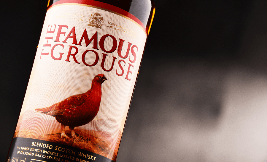 The Famous Grouse effects significant modernization in project delivery