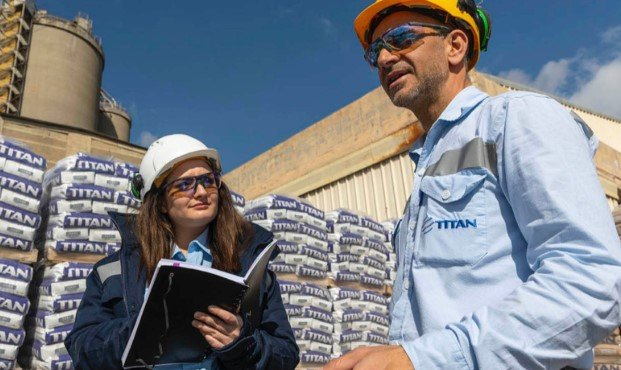 Titan Cement Group's Story