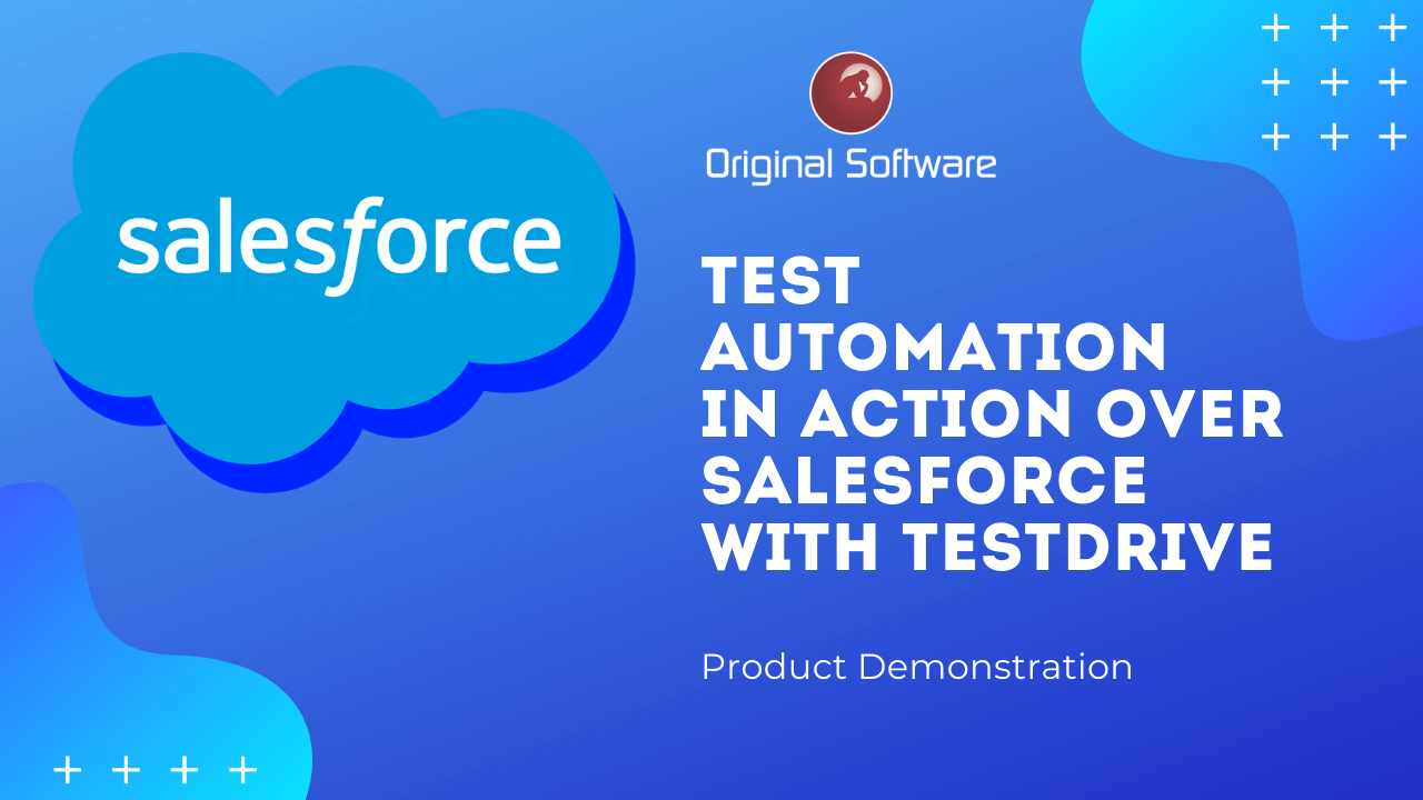 Test Automation over Salesforce