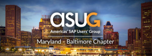 ASUG Maryland md logo